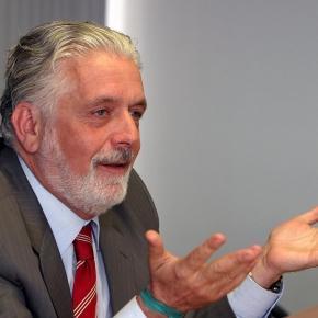 Jaques Wagner é atual ministro-chefe da Casa Civil