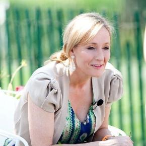 J.K. Rowling (Daniel Ogren Wikimedia)