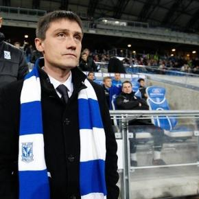 Mariusz Rumak w przeszłości był trenerem Lecha