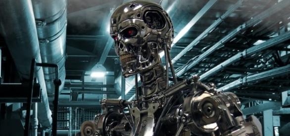 """Kadr z filmu """"Terminator Genisys"""""""