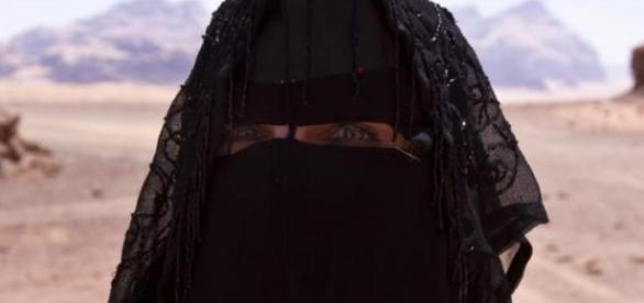 Saja Al-Doulaimi povestește despre viata cu șeful ISIS