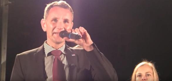AfD-Fraktionsvorsitzender in Thüringen: Björn Höcke