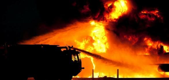 Wohnhausbrände sind immer eine Herausforderung für die Feuerwehr.