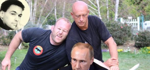 Vladimir Putin este acuzat că are o armată secretă de agenți gata să destabilizeze Occidentul