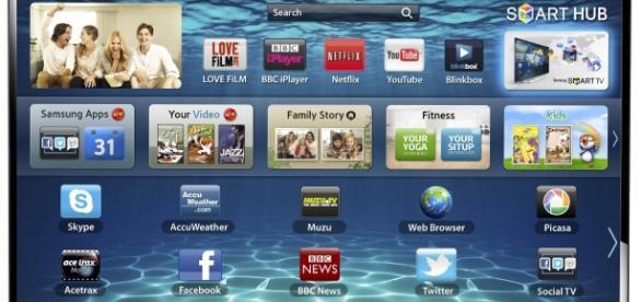 SmartTV-Geräte von Samsung waren weltweit gestört / Foto: YouTube SamsungPR