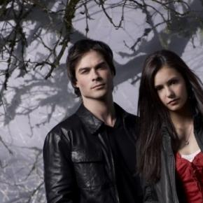 """Vampire Diares Cover von CW"", Fotorechte: CW Network Press"