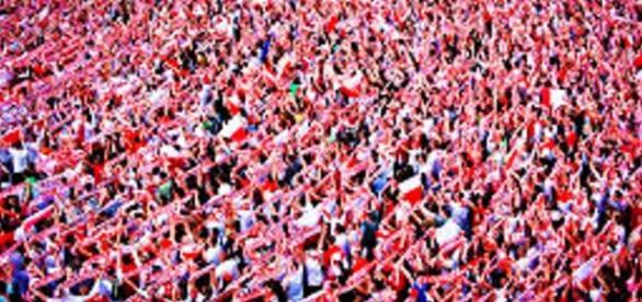 Strefa kibica podczas Mistrzostw Europy w Polsce