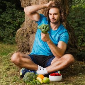 Joe Wicks promuje zdrowy tryb życia