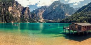 Bolzano, una ciudad del norte de Italia