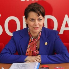 Aurelia Cristea a fost abandonată de PSD