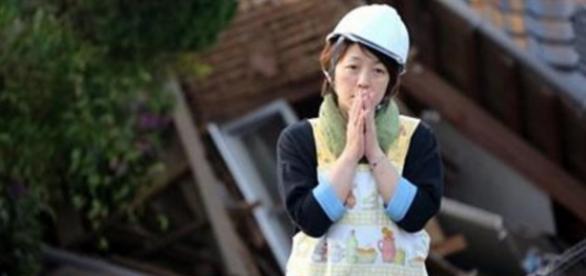 Imaginea dezastrului din Japonia după cele două cutremure
