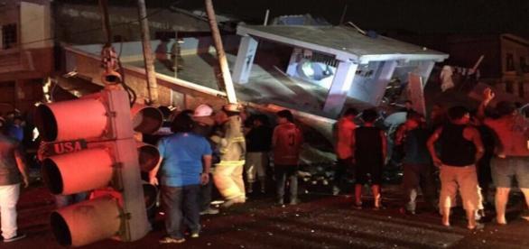 Cutremur de 7,8 grade în Ecuador