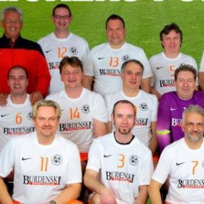 """Die """"Kickers for Help"""" machen Fußball für gute Zwecke"""