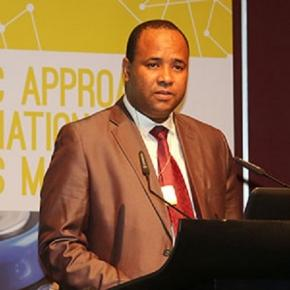 Senegalese Environment Minister Abdoulaye Balde / UNEP, Senegalese Govt