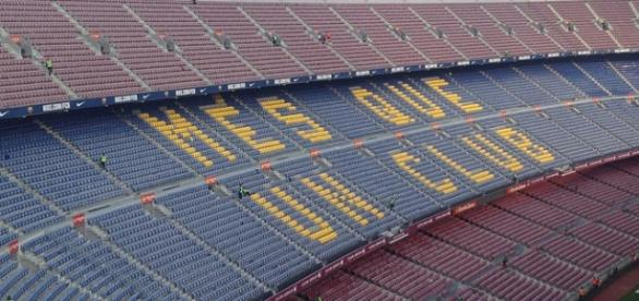 'Mes Que Un Club' (More than a club), but should we expect more from Barcelona?