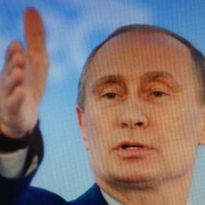 Poutine montre la voie à l'alliance occidentale contre Daesh