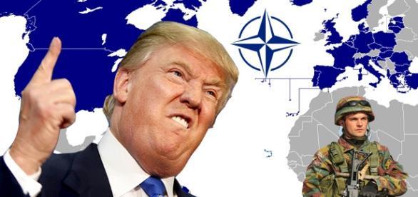 """""""Ieșiți sau plătiți!"""" este cererea imperativă a lui Trump pentru aliații NATO"""
