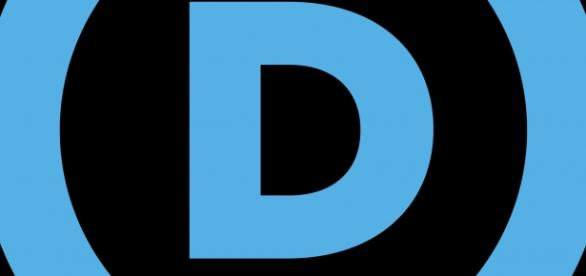 Democratic Party logo via Wikipedia