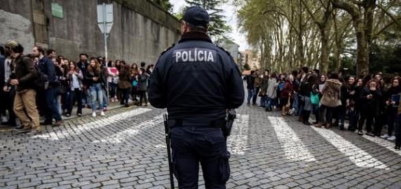 PSP foi chamada à Universidade Fernando Pessoa