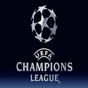 Fot: Logo Champions League. Logo Ligi Mistrzów