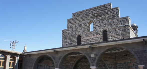 """Biserica ortodoxă """"Sfânta Maria"""" din Diyarbakir, confiscată de guvernul lui Erdogan"""
