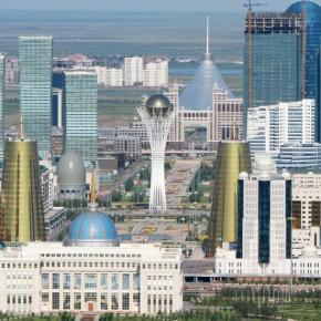 Astana (Kazahstan), una dintre superbele capitale ale lumii