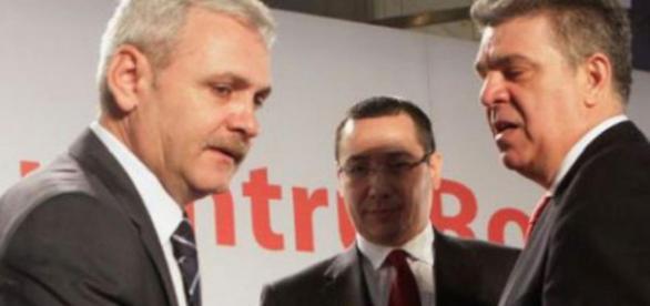 Dragnea - Ponta - Zgonea, un trio formidabil?