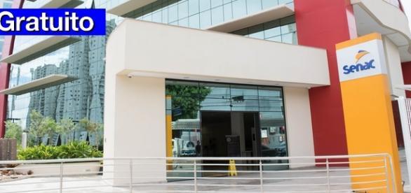 Sede do Senac em São Bernardo do Campo