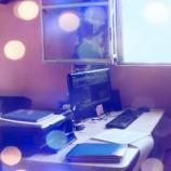 Espacio de trabajo de una freelance