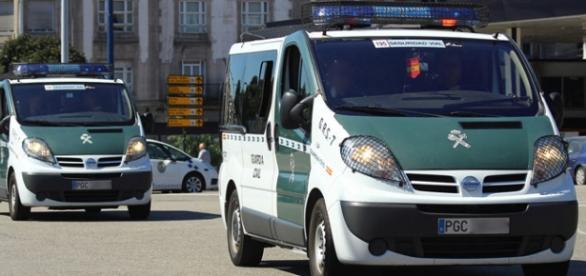 Photo Civil Guard vehicles by Elentir/CC BY-SA 2.0
