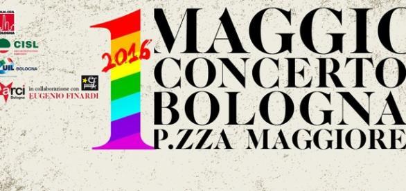 Concerto 1 maggio 2016 a Bologna