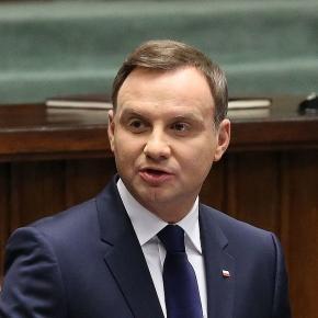 Prezydent Polski, Andrzej Duda