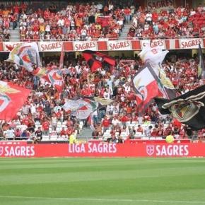 Apoio nas bancadas não faltará certamente ao Benfica