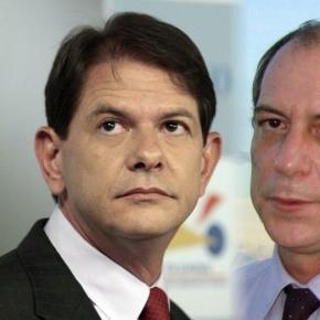 Irmãos Ferreira Gomes querem cargos no governo Dilma.