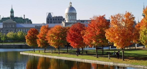 Montreal, na província de Quebec (Wikimedia Commons)