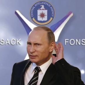 """Cine eu? - pare a spune Putin în scandalul """"Panama Papers"""""""