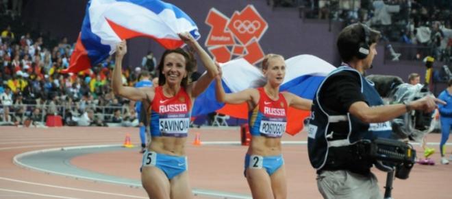 Tatyana Lysenko: campeã russa suspensa por doping