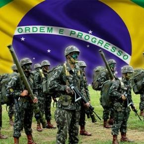"""""""Braço Forte - Mão Amiga"""" do Brasil"""