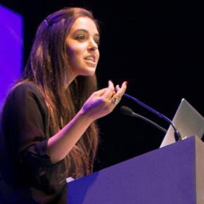 Erin Schrode ar putea deveni cea mai tânără femeie aleasă în Congres - Foto Facebook