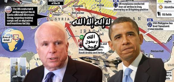 Senatorul McCain acuză administrația Obama de eșec în lupta împotriva ISIS