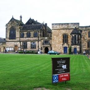 A Universidade de Durham é uma das mais antigas da Inglaterra