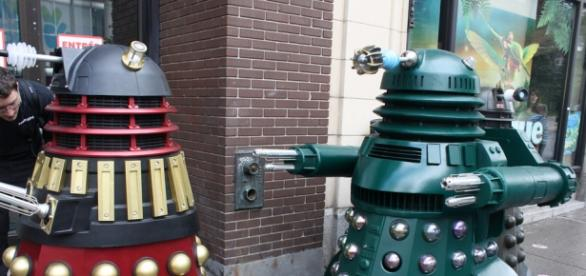 Is Donald just a Dalek?/Image: Flickr