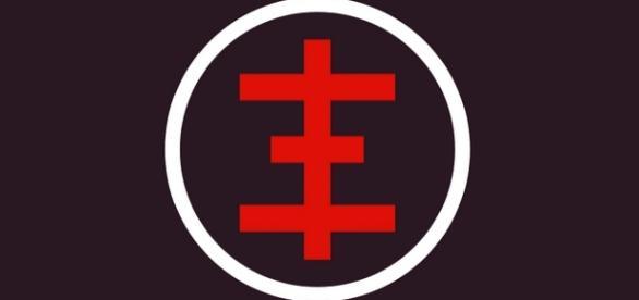 Jeden z symboli Paneuropy, niweczącej Europę