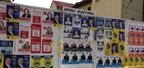 Campanie electorală pe banii românilor