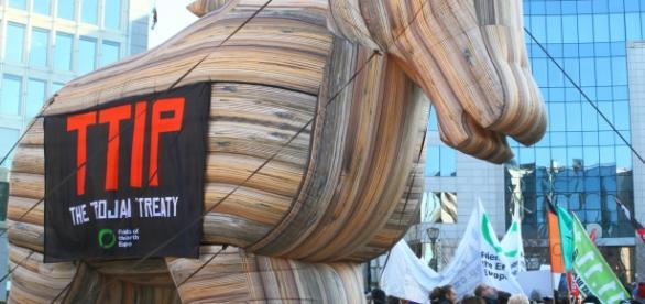TTIP koniem trojańskim w Europie?