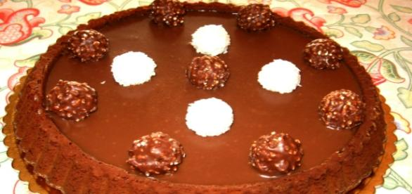 Torta Lindt: perfetta per gli amanti del cioccolato!