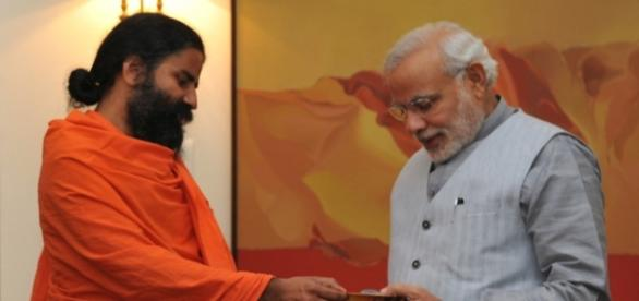Yoga Guru Ramdev Baba's Patanjali is a hit (Wikipedia)
