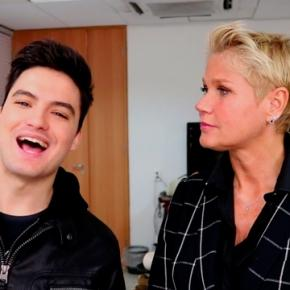 Entrevista do Felipe com a Xuxa