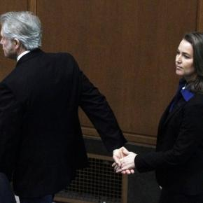 Gov. Kitzhaber with fiance Cylvia Hayes. Source: Creative Commons via Flickr