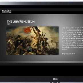 LG smart television (Wikipedia)